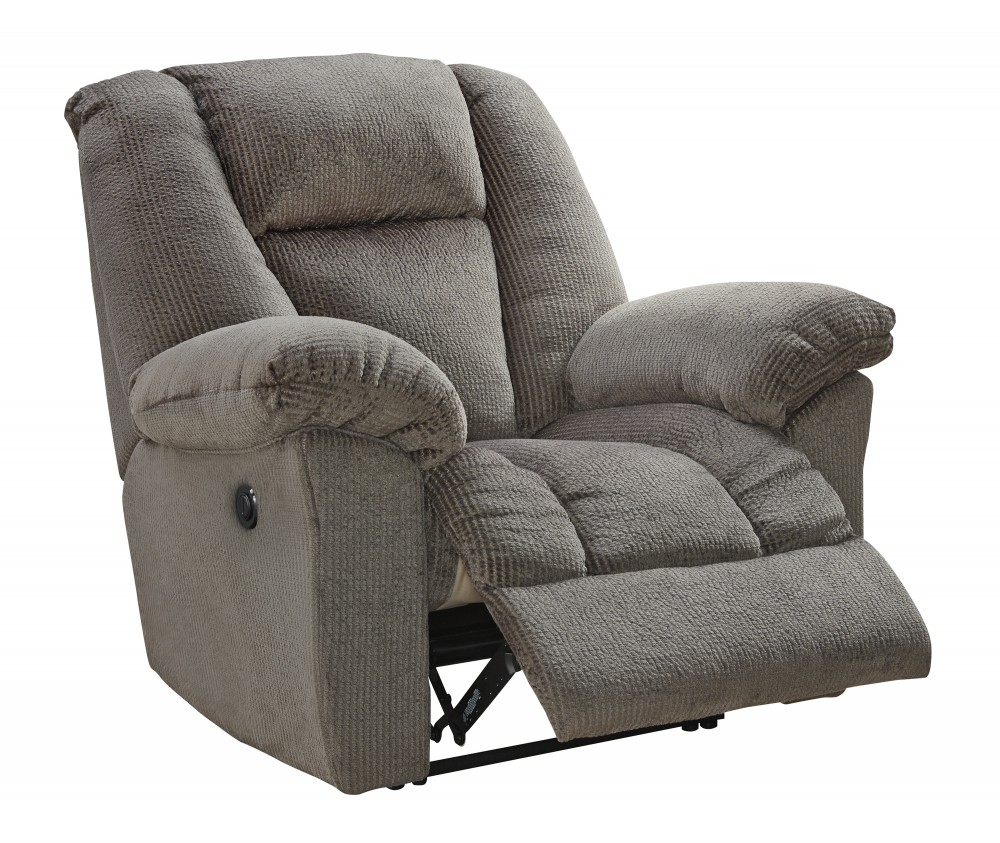 Nimmons - Taupe - Power Recliner