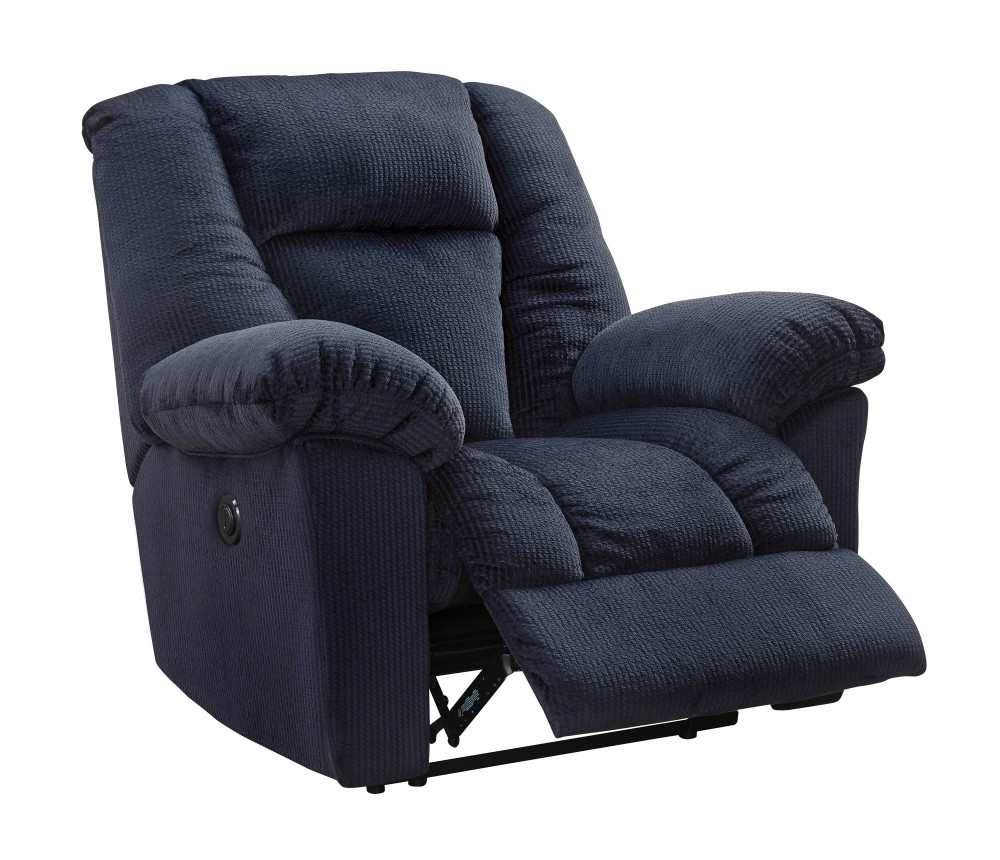 Nimmons - Midnight - Power Recliner