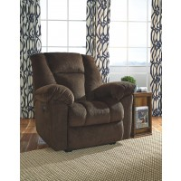 Nimmons - Chocolate - Power Recliner