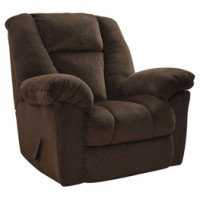 Nimmons - Chocolate - Zero Wall Recliner