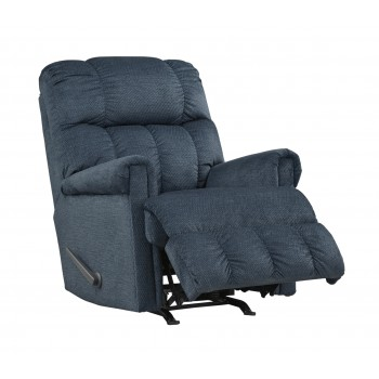 Craggly - Midnight - Rocker Recliner