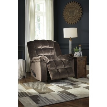 Minturn - Mocha - Power Rocker Recliner