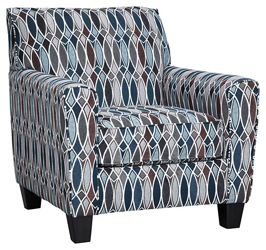 Creeal Heights - Ink - Accent Chair