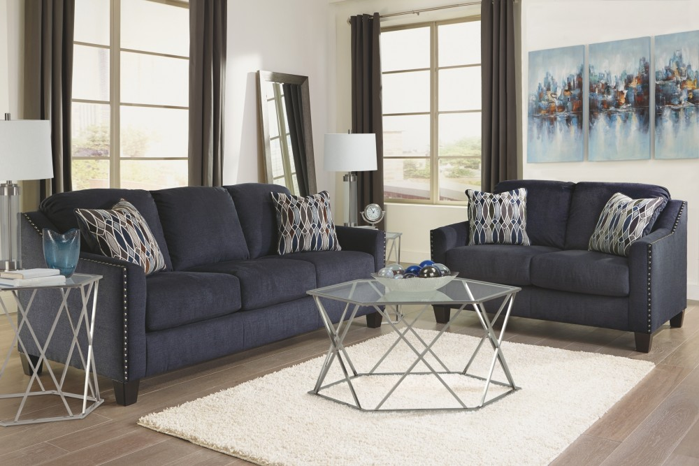 Creeal Heights Ink Loveseat 8020235 Love Seats