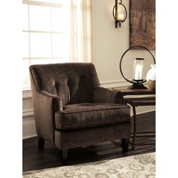 Carlinworth - Linen - Accent Chair