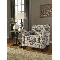Denitasse - Parchment - Accent Chair