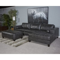 Nokomis - Charcoal - LAF Sofa