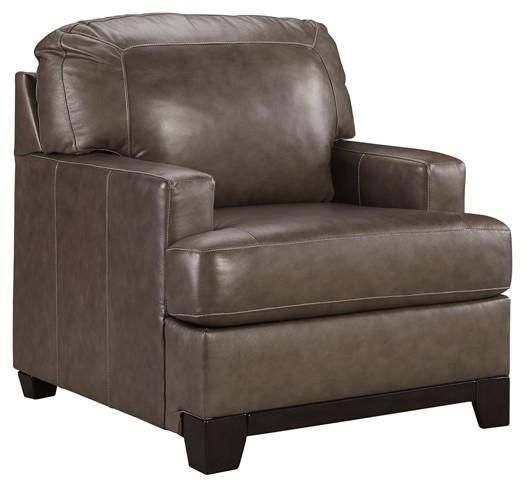 Derwood - Pewter - Chair