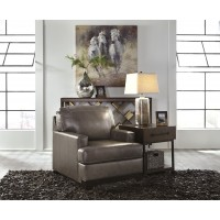 Derwood - Pewter - Chair