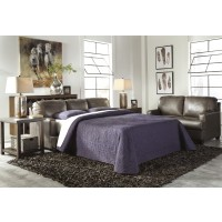 Derwood - Pewter - Queen Sofa Sleeper