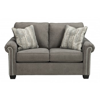 Gilman - Charcoal - Loveseat