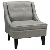 Gilman - Charcoal - Accent Chair