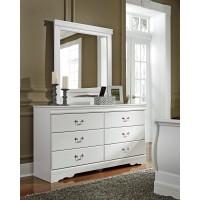 Anarasia - White - Bedroom Mirror