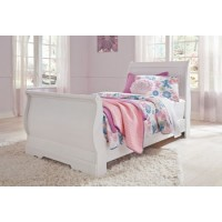 Anarasia Twin Sleigh Footboard