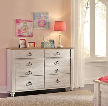 Willowton Dresser