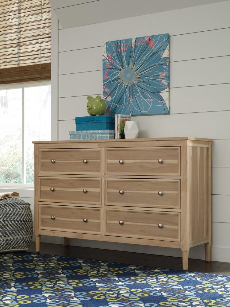 Klasholm - Light Brown - Dresser