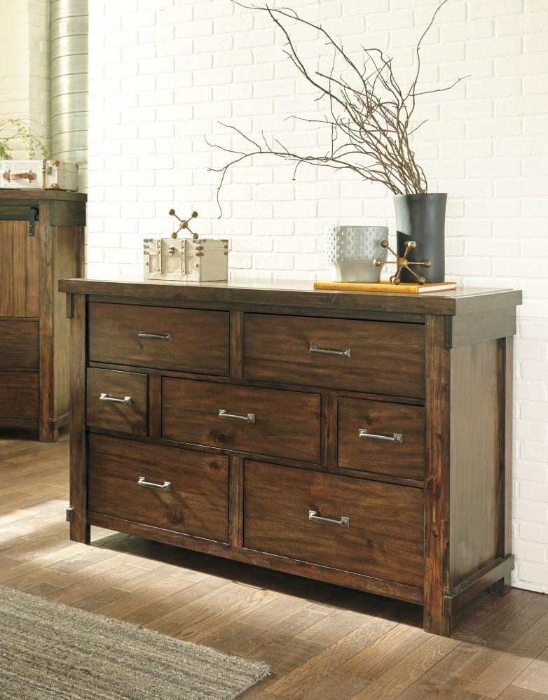 Lakeleigh - Brown - Dresser