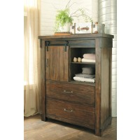 Lakeleigh - Brown - Five Drawer Chest