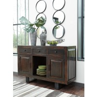 Parlone - Dark Brown - Dining Room Server