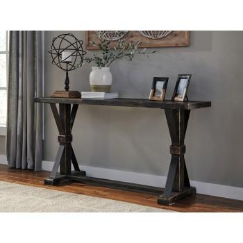 Beckendorf - Black - Sofa Table