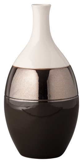 Dericia Browncream Vase A2000309 Vases Sleep Masters
