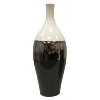 Dericia - Brown/Cream - Vase