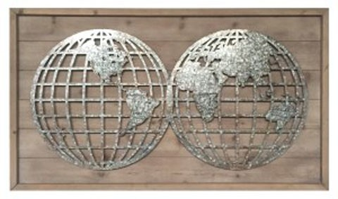 451cd47046c Devonte - Natural Silver - Wall Decor