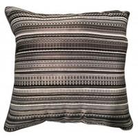 Kaleb - Black/White - Pillow