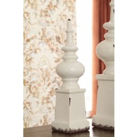 Diem - Antique White - FINIAL