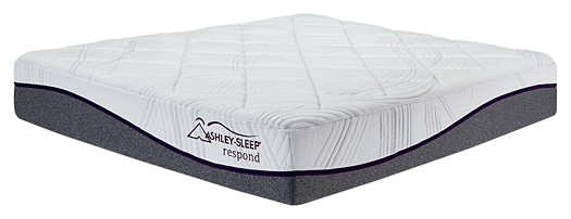 12 Inch Respond Series Memory Foam - White - Twin Mattress