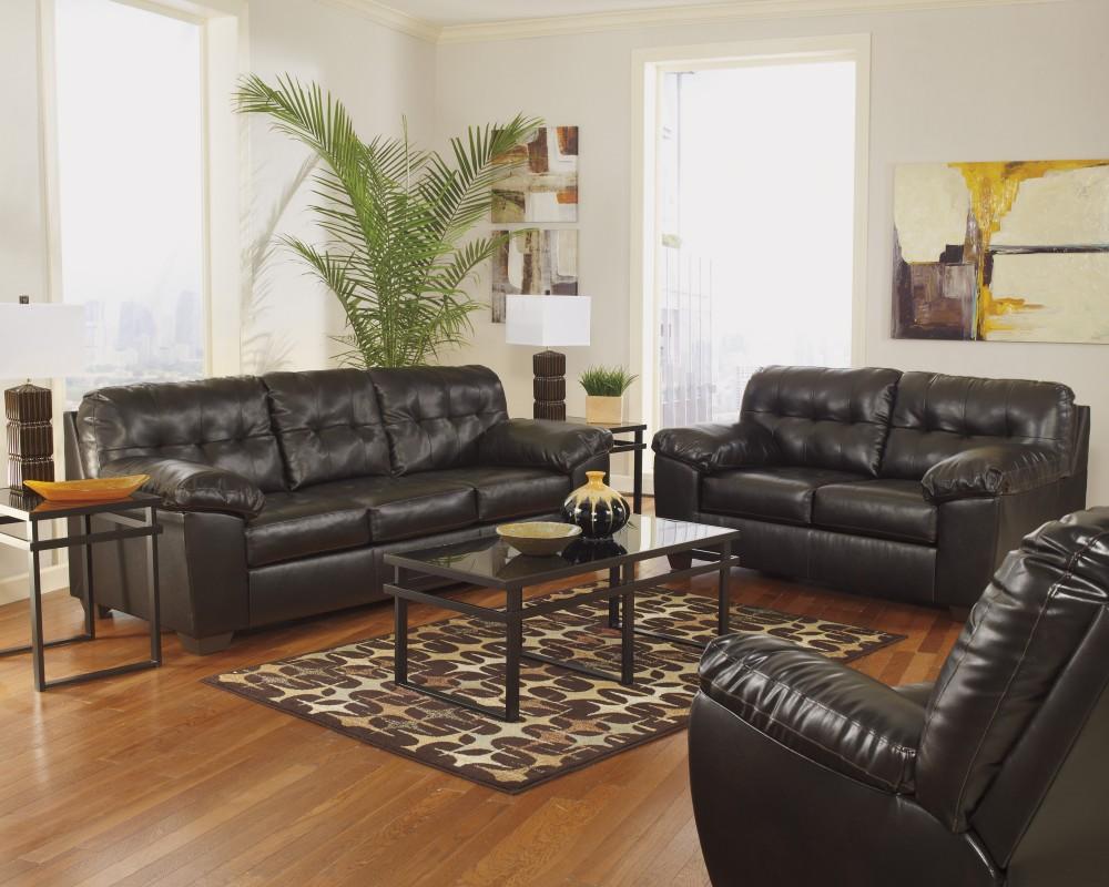 Emirates Chocolate Living Room Set   Sofa & Loveseat Groups ...