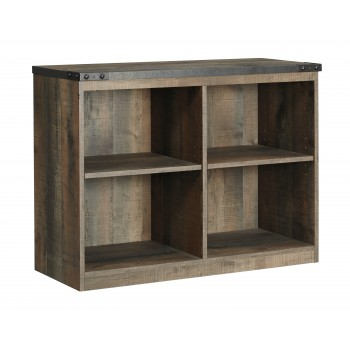 Trinell - Brown - Loft Bookcase