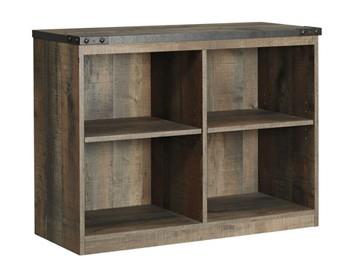 Trinell Loft Bookcase