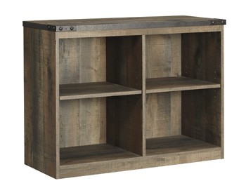 Trinell Loft Bookcase