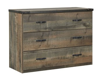 Trinell Loft Drawer Storage