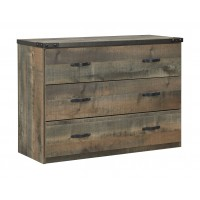 Trinell - Brown - Loft Drawer Storage