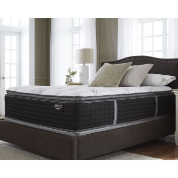 Manhattan Design District Firm PT - White - Queen Mattress