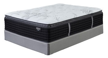 Manhattan Design District Firm PT - White - King Mattress