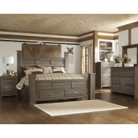 Juararo Storage Poster Bedroom Set