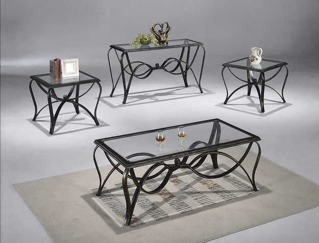 Monarch 3 piece Occasional Tables