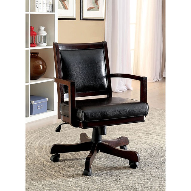 RAELLE HEIGHT ADJUSTABLE ARM CHAIR