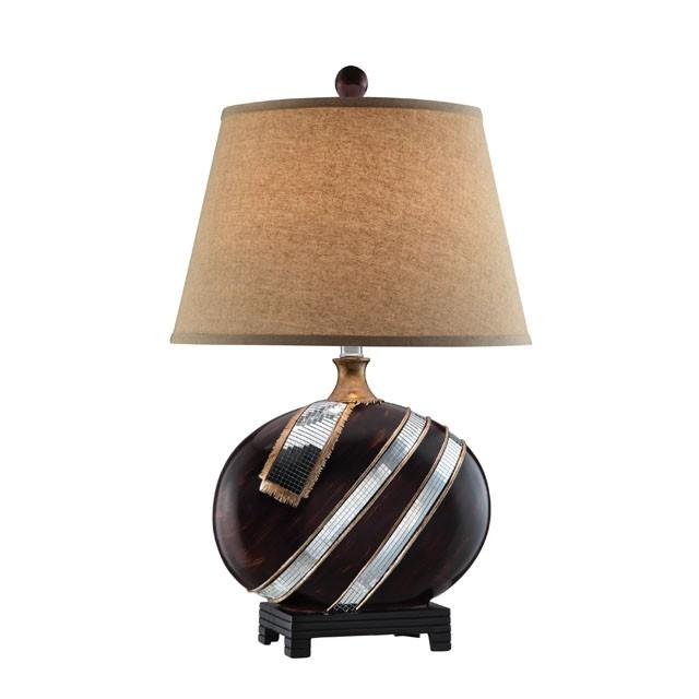 LOU TABLE LAMP (2/CTN)