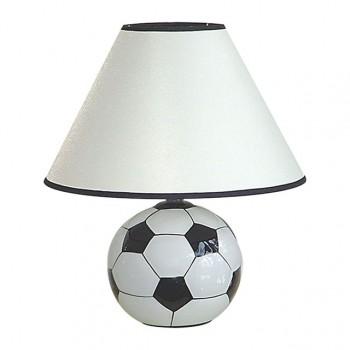 SPARTA TABLE LAMP, SOCCER (8/CTN)
