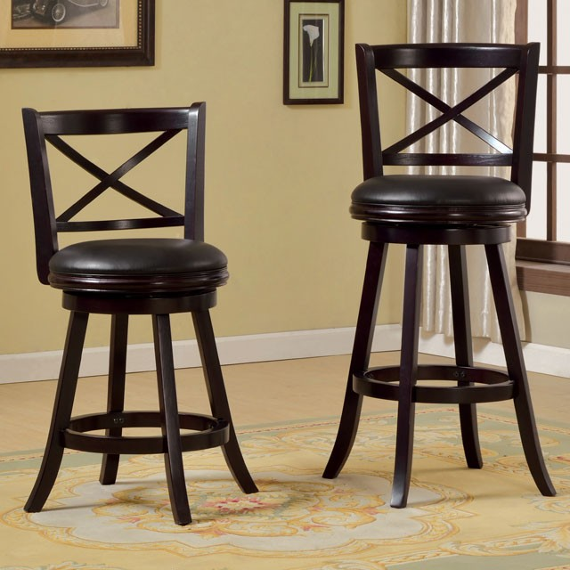 Barnes 24 Swivel Bar Stool Bar Stools Dl Furniture