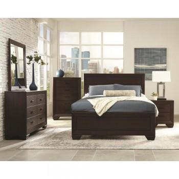 Fenbrook Bedroom Set - Cocoa Finish
