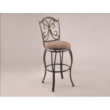 Lauren Swivel Bar Stool- 29