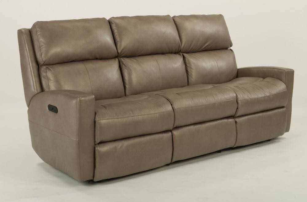 Excellent Catalina Leather Power Reclining Sofa With Power Headrests Pdpeps Interior Chair Design Pdpepsorg