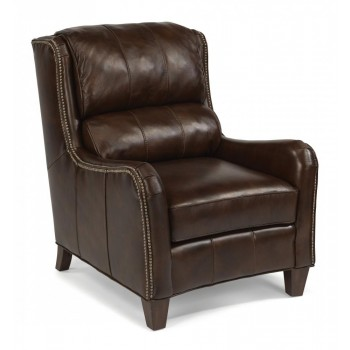 Lukas Leather or Fabric Chair