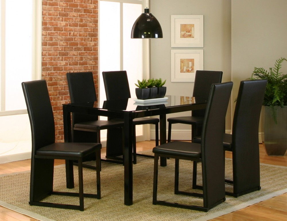 Como 7pc Dining Group   92070-745   Kitchen & Dining Room Table Sets ...