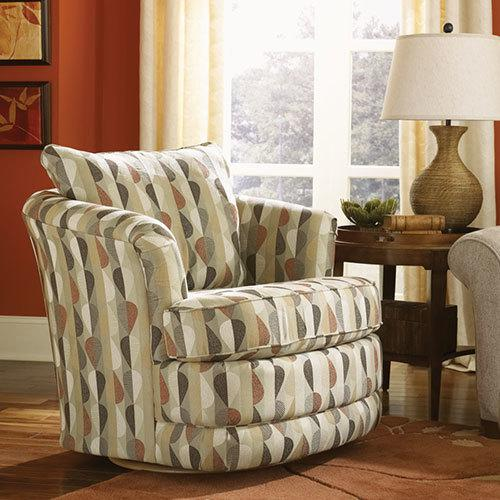 Fresco Premier Swivel Occasional Chair  sc 1 st  Evridges & Fresco Premier Swivel Occasional Chair | 215306 | Chairs | Evridges ...